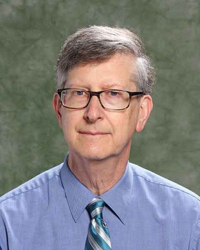 headshot of David M. Jenkins