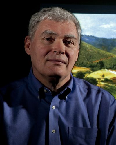 headshot of Dale W. Tomich
