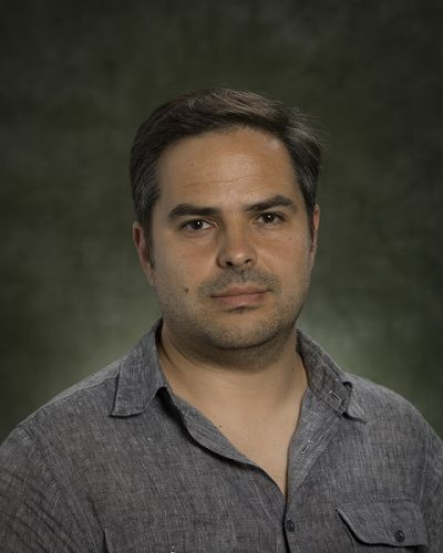 headshot of Gerardo Pignatiello