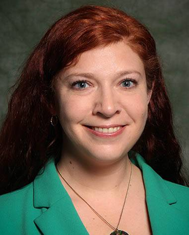 headshot of Erin Hornbeck
