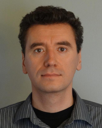 headshot of Alexey Kolmogorov