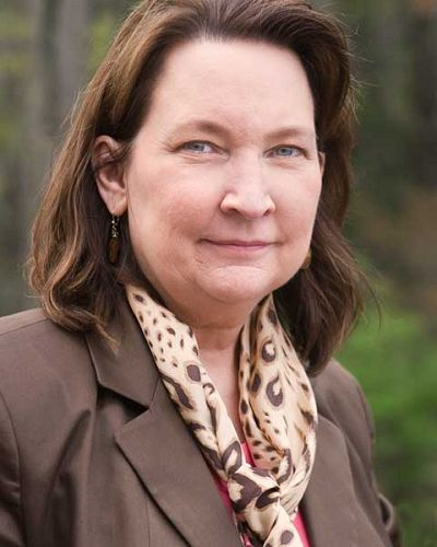 headshot of Marcia R. Craner