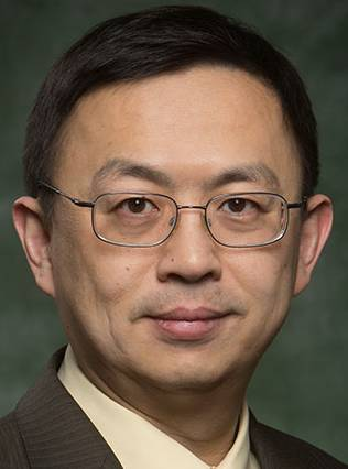 headshot of Ning Zhou