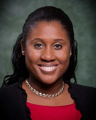 headshot of Nicole A. Sirju-Johnson