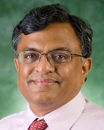 headshot of Nagendra N. Nagarur