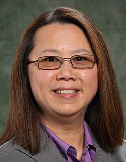 headshot of Sarah S. Lam