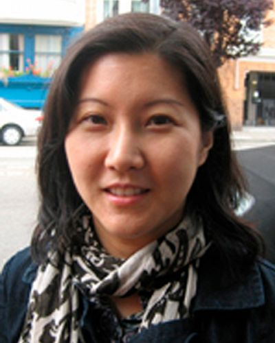 headshot of Sonja M. Kim