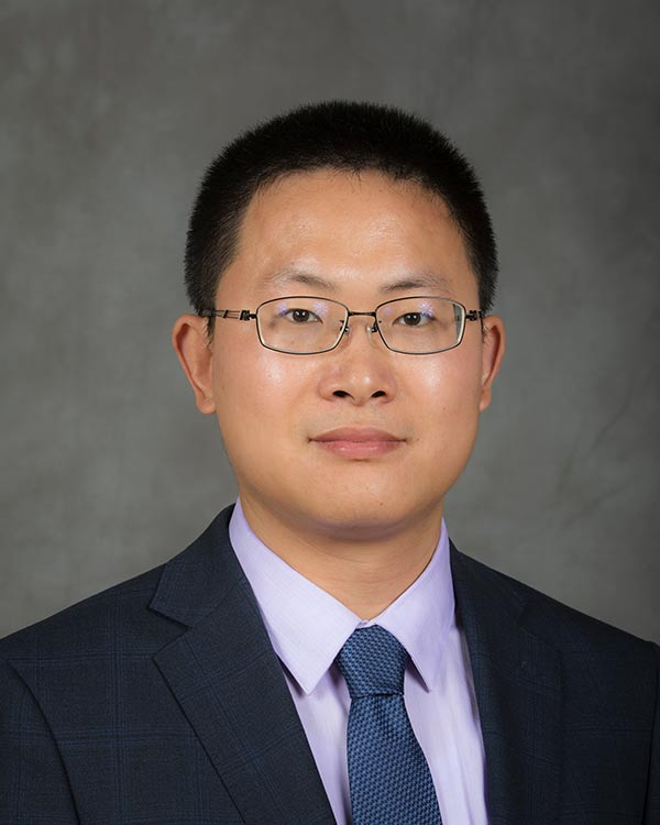 Headshot of Xi Peng