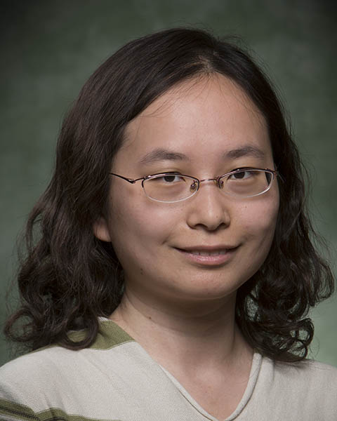 Headshot of Yao Liu