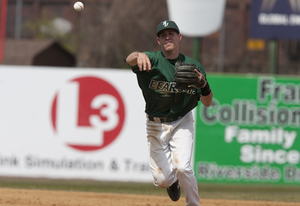 Shortstop John Howell is one of 23 players returning from the 2012 team that placed in the America East conference tournament.