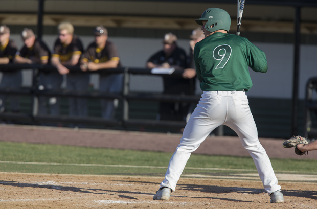 Zach Blanden and the Bearcats scored six runs in the first three innings against James Madison on Feb. 23. Binghamton held on for a 9-7 victory.