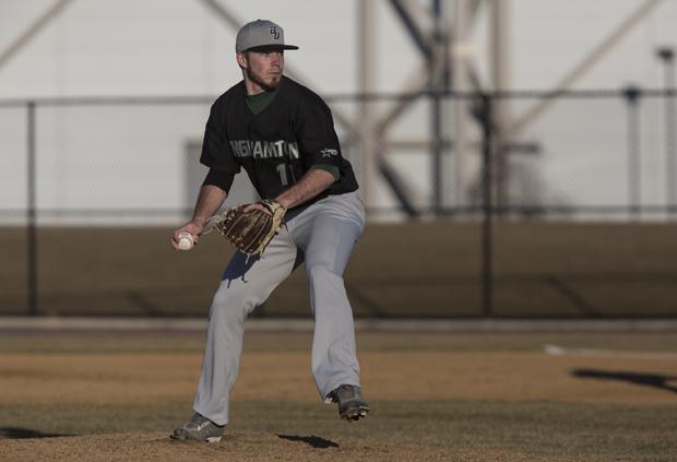 Baseball clinches America East regular-season title