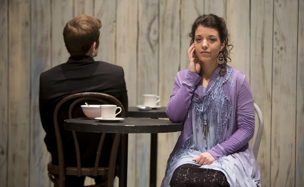 Theatre Department rings in semester with 'Dead Man's Cell Phone'