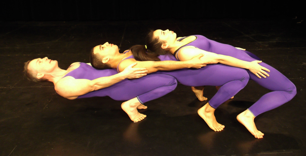 Galumpha (Andy Horowitz, William Matos and Emiko Okamoto) will perform at the Anderson Center at 2 p.m. Nov. 2 before heading to the China Shanghai International Arts Festival.