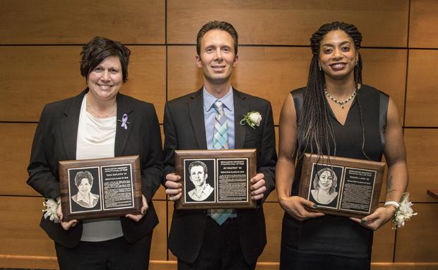 Tara DeFlippo, Rachel Laws, Avi Shaprut join Hall of Fame