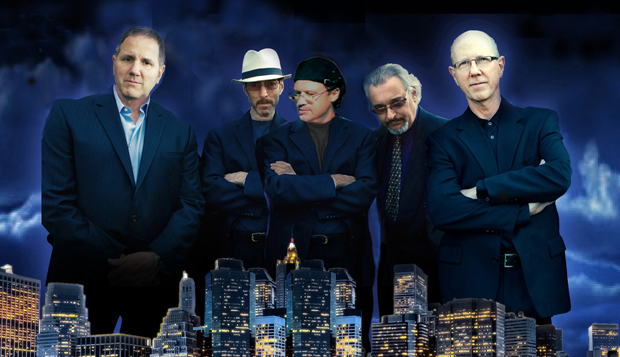 The Hit Men, from left, Gerry Polci, Larry Gates, Russ Velazquez, Lee Shapiro and Jimmy Ryan, will perform at The Anderson Center on July 11.