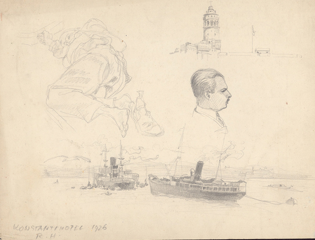 Exhibition examines Middle East life during, after World War I