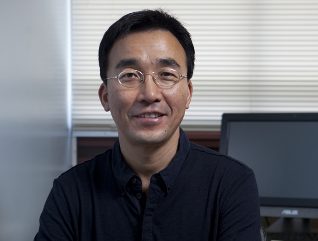 Kyoung-Don Kang, associate professor of computer science at Binghamton University, has received a National Science Foundation grant to help make data processing more efficient.