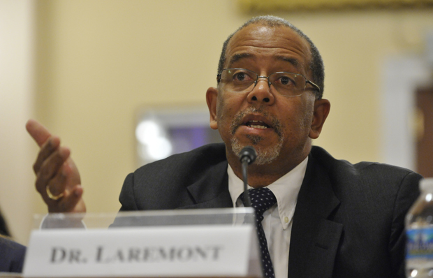 Ricardo René Larémont, professor of political science and sociology, has been appointed to a term on the Atlantic Council, a nonpartisan think tank.