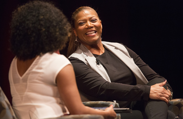 Queen Latifah shares how she's stayed down to earth and true to herself