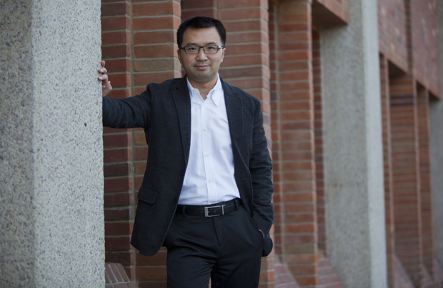 Yu David Liu, assistant professor of computer science, has received a five-year, $448,641 grant from the NSF's Faculty Early Career Development (CAREER) Program.