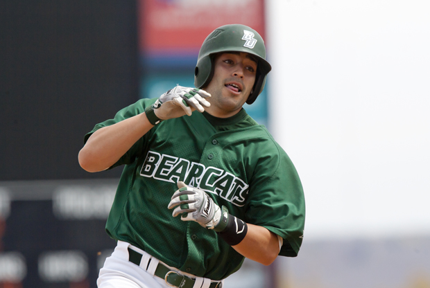Second baseman Daniel Nevares hit .343 and earned second-team all-conference honors in 2012.
