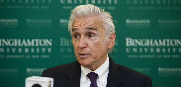 U.S. Rep. Maurice Hinchey: Energy-efficient projects could bring dozens of technical jobs.