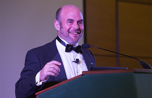 NPR host talks politics at University Forum gala