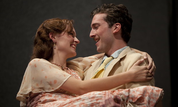 Rebekah Baker stars as Blanche DuBois and Ben Williamson plays Harold