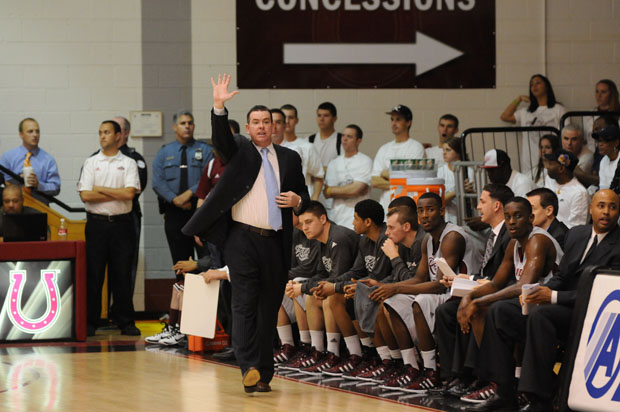 Tommy Dempsey, head coach at Rider University in New Jersey, will be Binghamton University's new head men's basketball coach.