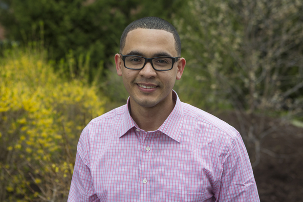 Edwin Torres has earned his undergraduate and master's degrees from the Decker School of Nursing. He will return to pursue his doctorate in nursing.