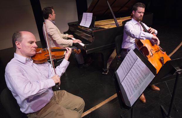 Piano Trio concert Sunday