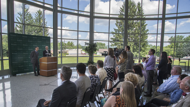 Binghamton University receives $12.8 million for innovative energy research