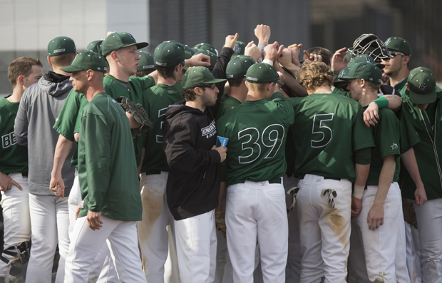 The Binghamton University baseball team will play host to America East rival Albany this weekend for a three-game series. The Bearcats spent their first 23 games on the road before beating and tying Marist in a doubleheader on April 15.