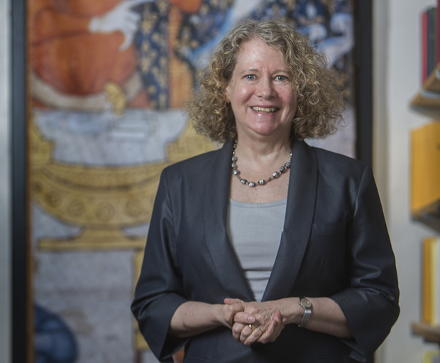 Marilynn Desmond, a distinguished professor of English and comparative literature, has received the Rome Prize from the American Academy in Rome.