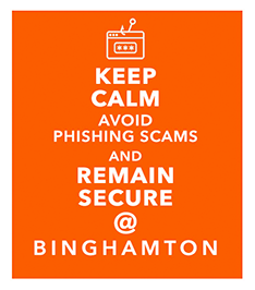 Keep Calm Avoid Phishing Scams