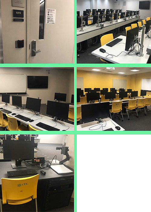 AA G5 POD Computing Lab