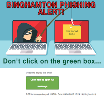 green box phish bait
