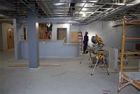 University Union basement renovation