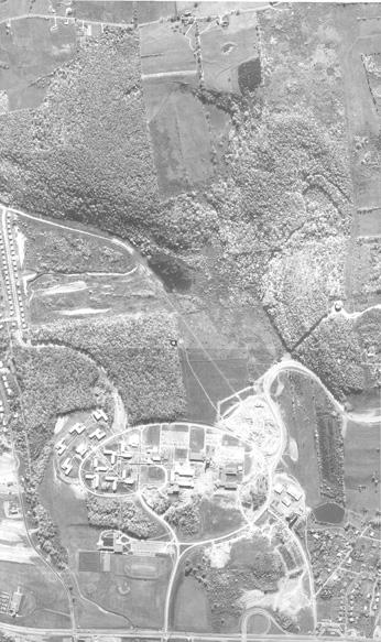 1965 aerial map