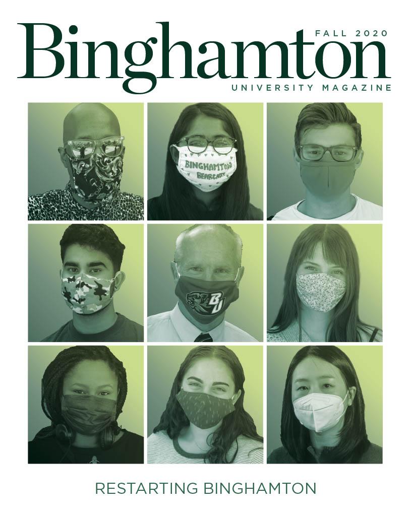Restarting Binghamton Cover