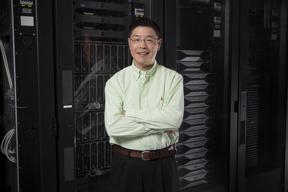 Professor Zhongfei