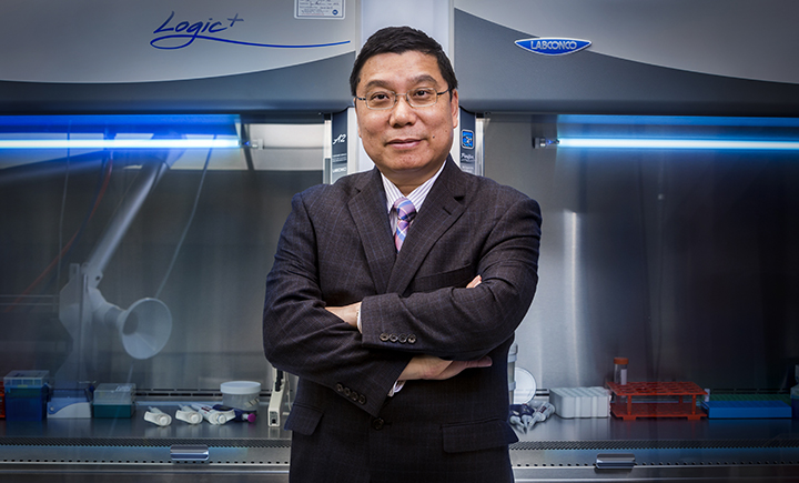 Professor and Chair of the Biomedical Engineering Department Kaiming Ye will be the principal invesigator for Binghamton University's part of the grant.