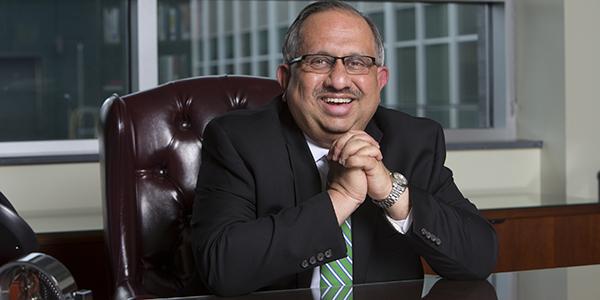 """Watson College Dean Krishnaswami """"Hari"""" Srihari"""