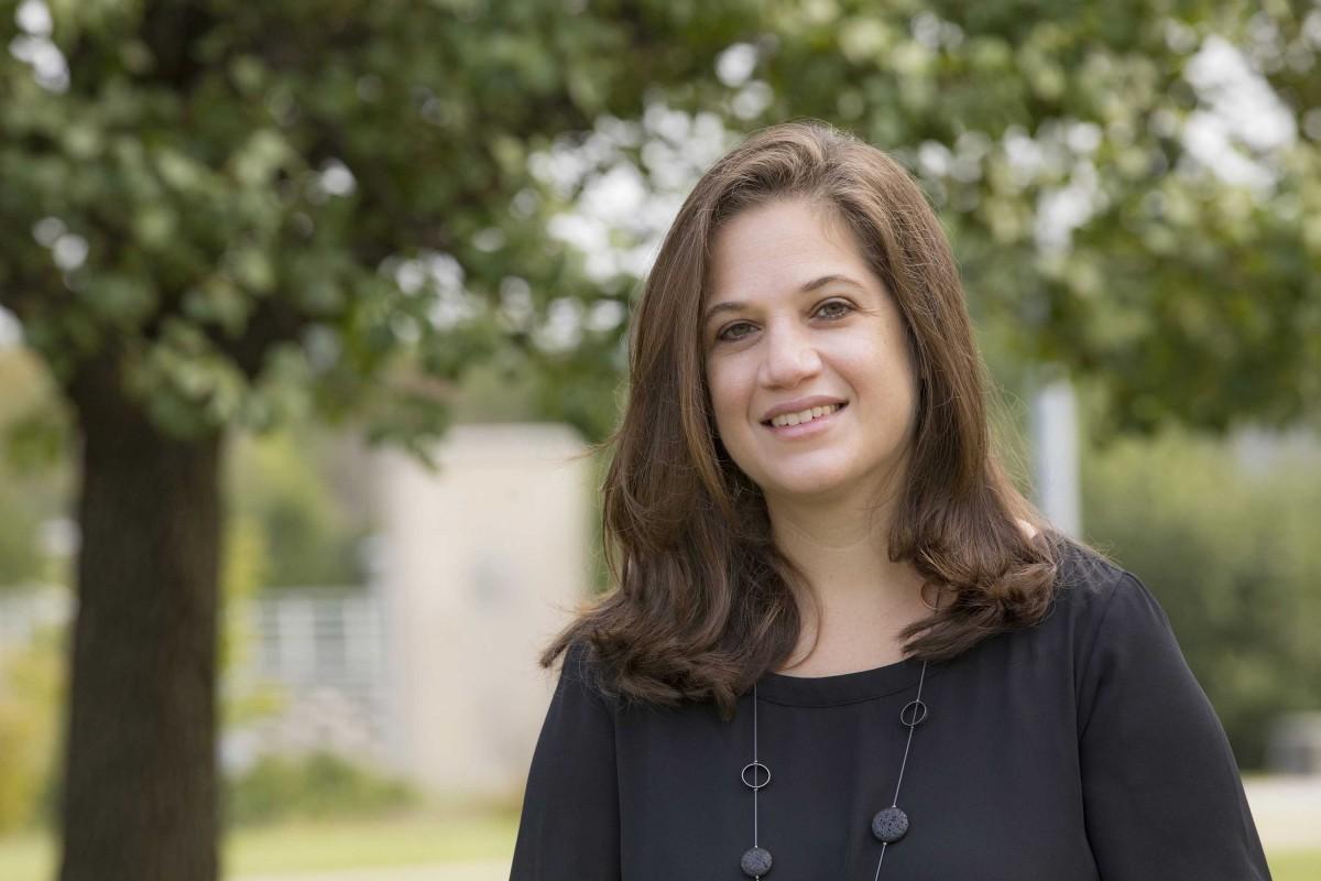 Assistant Professor of Judaic Studies Dina Danon