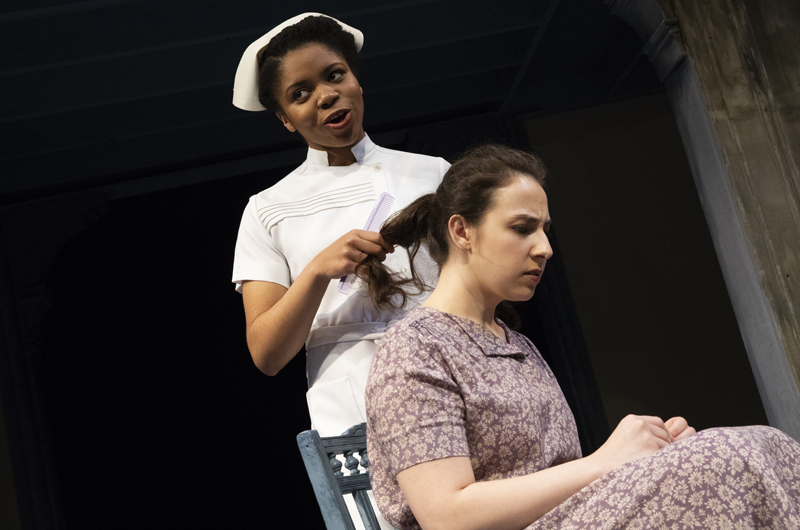 Mayah Wells and Stephanie Moreno are among the cast in Elizabeth Mozer's