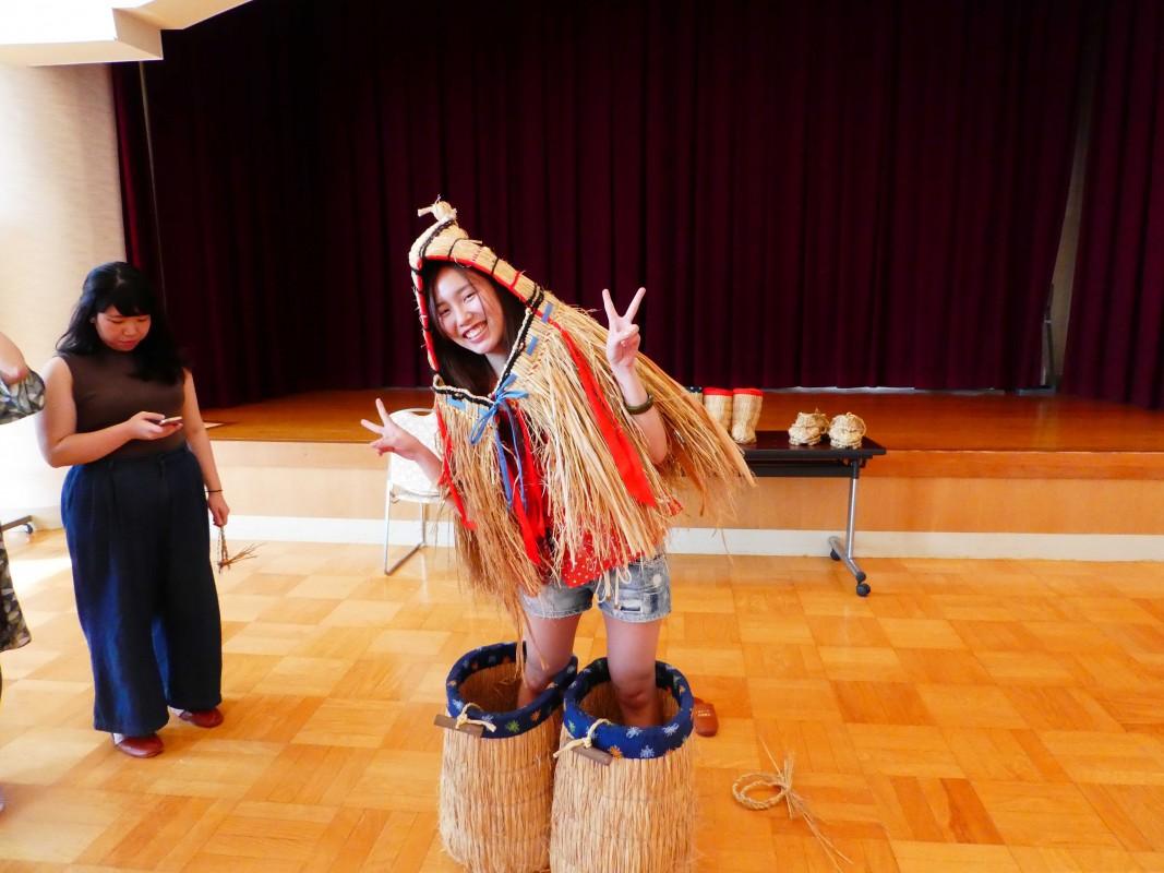 Lesi Wangは、日本の秋田での留学経験を積んでいます。