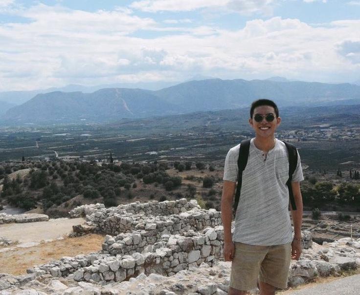 ギリシャTimothy Leung。