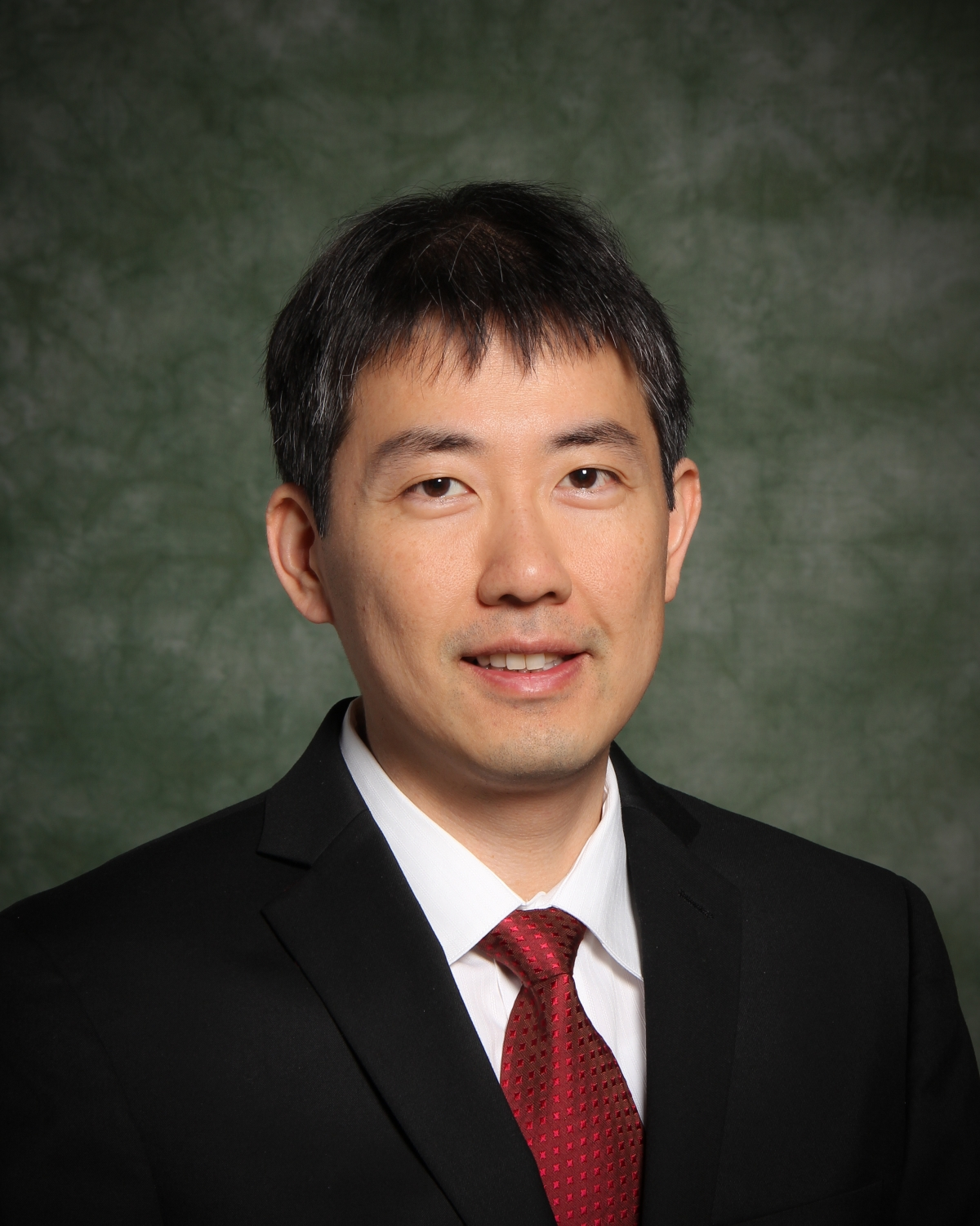 Peter Huang, associate professor of mechanical engineering