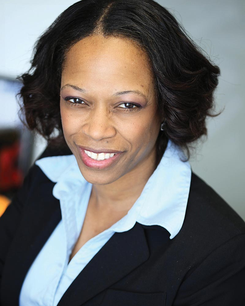Yasmin Hurd '82 is professor of psychiatry, neuroscience and pharmacological sciences at the Icahn School of Medicine at Mount Sinai in New York City